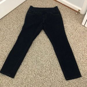 Jag Jeans High Rise Skinny Jeans
